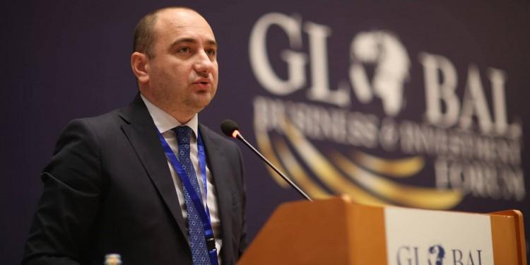 გლობალური ბიზნესისა და ინვესტირების ფორუმი