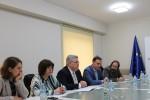 ბიზნესომბუდსმენი საერთაშორისო ფინანსური კორპორააციის (IFC) წარმომადგენლებს შეხვდა