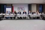 ბიზნესომბუდსმენი ეკონომიკისა და მდგრადი განვითარების მინისტრთან  ერთად საქართველოს  ბიზნეს ასოციაციის წევრებს შეხვდა