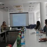 შეხვედრა საქართველოში მოქმედ საერთაშორისო და დონორი ოგრანიზაციების წარმომადგენლებთან ეროვნულ ანტიკორუფციულ სტრატეგიაზე