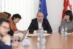 შეხვედრა ევროკავშირის წვერი ქვეყნების სავაჭრო-ეკონომიკურ მრჩევლებთან საქართველოში