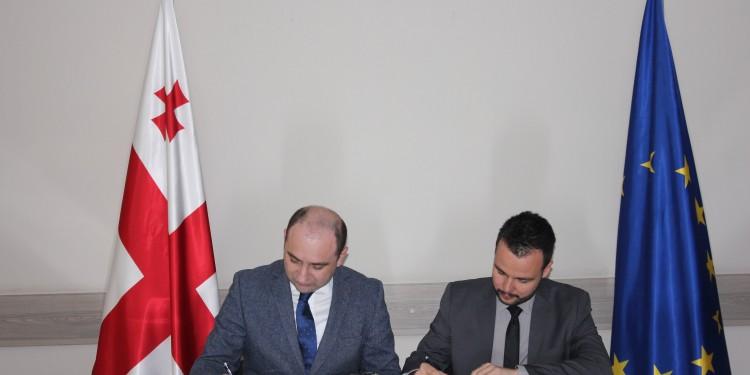 Memorandum Between the Business Ombudsman of Georgia and the Polish-Georgian Chamber of Industry and Commerce