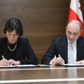 Georgian Business Ombudsman and GCCI Sign Cooperation Memorandum