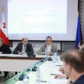 შეხვედრა საქართველოში მოქმედ ბიზნეს ასოციაციების წარმომადგენლებთან