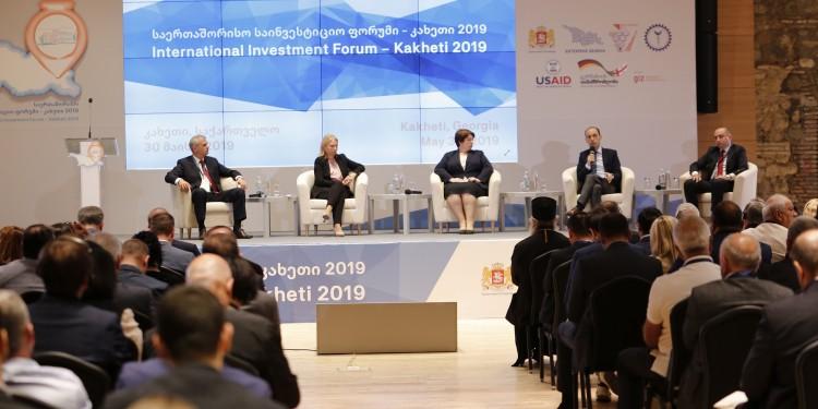 ირაკლი ლექვინაძე: რეგიონებში საინვესტიციო გადაწყვეტილებებში ადგილობრივი თვითმმართველობების აქტიურობა უნდა  გაიზარდოს