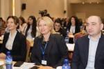 ირაკლი ლექვინაძე მეწარმე ქალთა ბიზნეს-ფორუმზე სიტყვით გამოვიდა