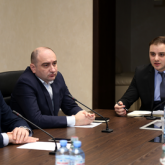 Business Ombudsman Holds Meeting at Tbilisi Council Commission for Legal Issues