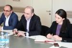 შეხვედრა საქართველო-შვეიცარიის ბიზნესასოციაციის წარმომადგენლებთან