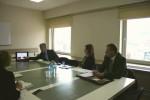 შეხვედრა ევროპული ბიზნეს ასოციაციის ხელმძღვანელობასთან
